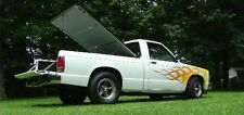 1982-93 Chevy S10/GMC Sonoma 6' Short Bed Hatch Style Tonneau by Craftec Covers