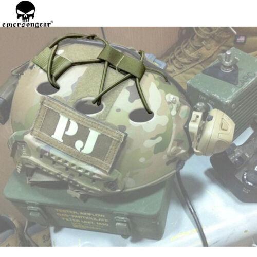 EMERSON FAST Helmet DIY Deck Set Kits Military Tactical Hemet Hunting Dark Earth