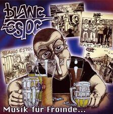 BLANC ESTOC Musik für Froinde... und andere Melodien CD (2005 KB Records)