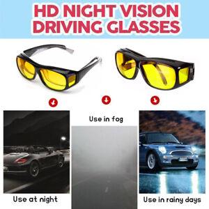 Polarizzati-Anti-Abbagliamento-Giallo-HD-Visione-Notturna-Guida-Occhiali-da-Sole