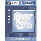 GM THM 4L60E ATSG Techtran MANUAL Repair Rebuild Book Transmission Guide 4L60-E