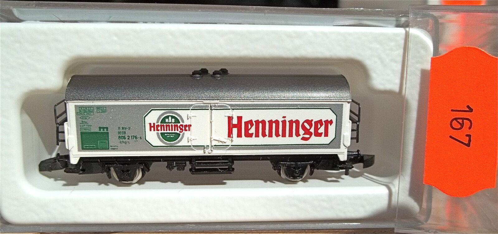 Henninger, Kolls 86008 Märklin 8600 Z Gauge 1 220 167