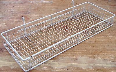 Gitterkorb Zum Aufhängen Ablagekorb F. Kleinmaterialien Sortimentskorb Gitter