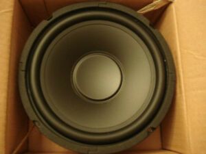 NEW-10-034-SubWoofer-Home-Audio-Speaker-8ohm-Replacement-Woofer-ten-inch-sub-10inch
