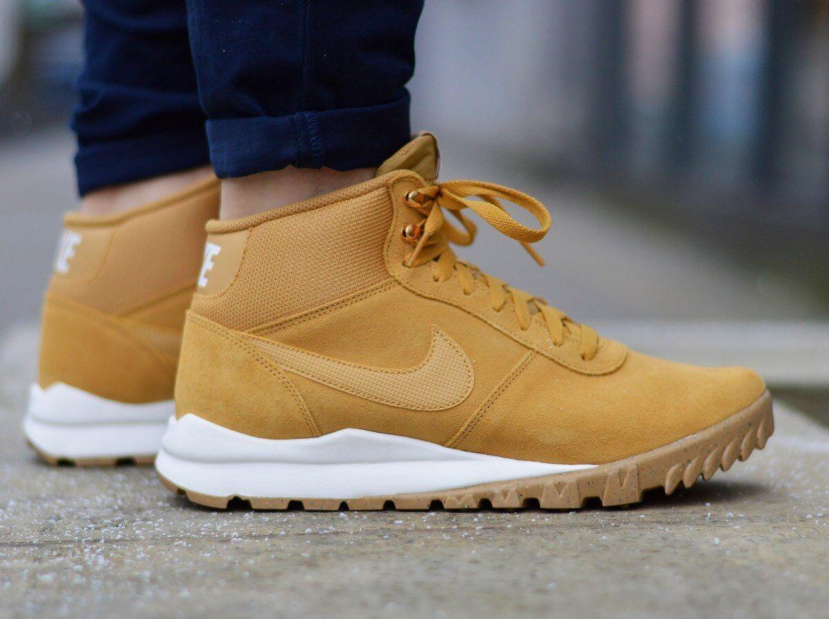 Nike hoodland Suede calzado 654888727 caballeros calzado Suede deportivo botas aa1c1d