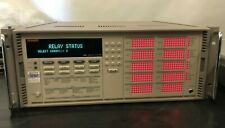 Keithley 7002 Switch System With 10 Keithley 7012 2 4x10 Matrix Cards