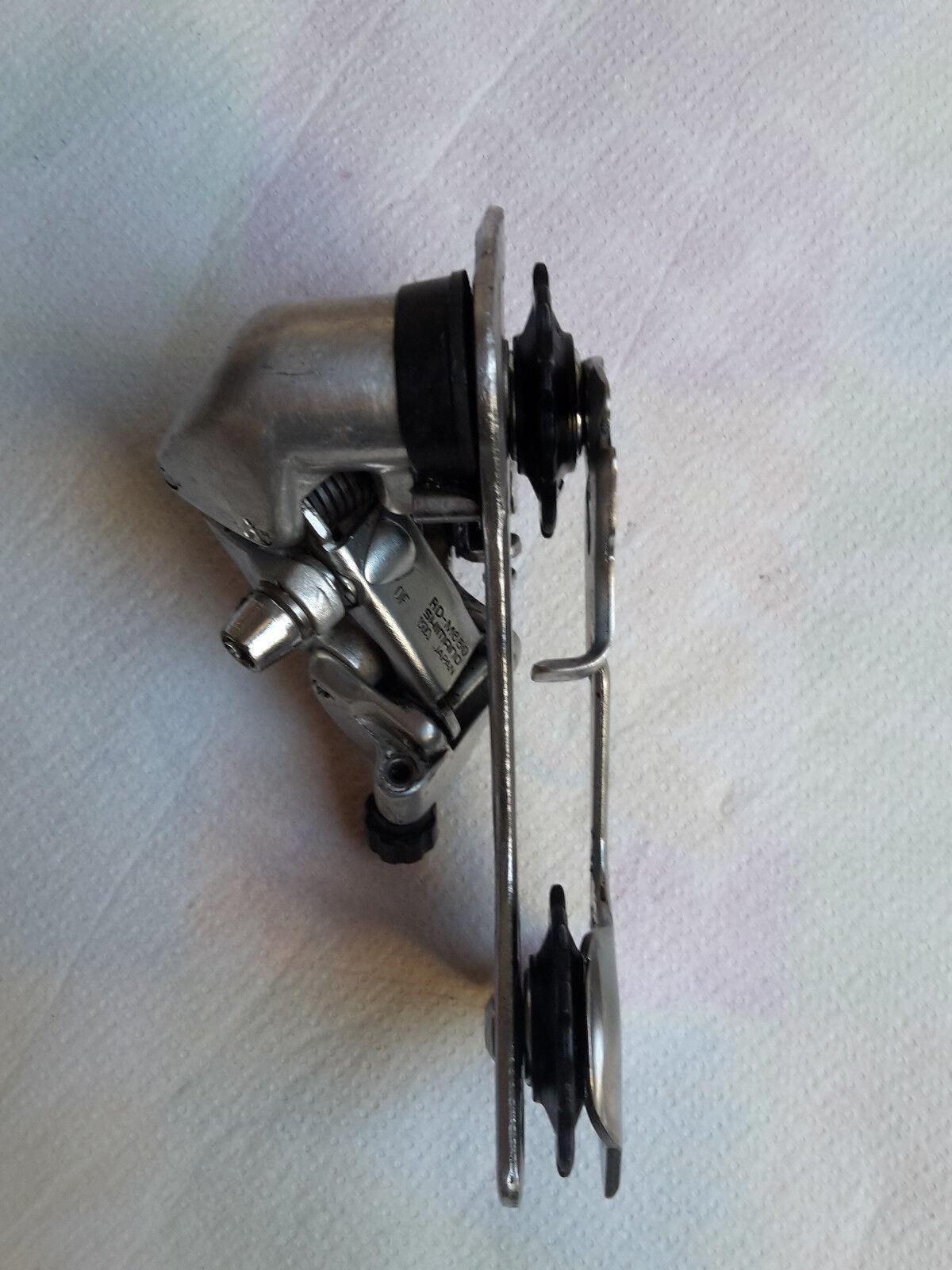 Shimano Deore Deore Deore DX Retro Schaltwerk RD-M650 '90 9c0536