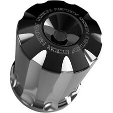 Arlen Ness Deep Cut Black REUSABLE Oil Filter For Harley-Davidson