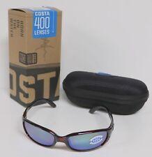 65e8b15ebae Costa Del Mar Brine Polarized Sunglasses BR10GMGLP Tort grn Mirror 400 Glass