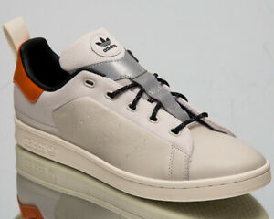 Details zu adidas Originals Stan Smith Mens Raw White Casual Lifestyle Sneakers EE6665