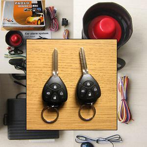 alarme de voiture syst me de s curit distance verrouillage centralis kit avec toyota porte. Black Bedroom Furniture Sets. Home Design Ideas