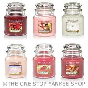 SAVE-25-Yankee-Candle-Medium-Jar-Scented-14-5oz-Variety