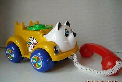 Acquista A Buon Mercato Auto Panda Con Telefono E Suoni Trainabile Anni '80