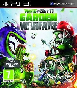 Le-piante-Vs-Zombie-Garden-Warfare-PS3-Menta-1st-Class-consegna