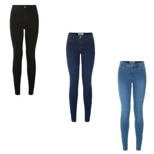 Details about Ladies Teens New Look SUPERSOFT Super Skinny Jeans Sizes 6 8 10 16 18