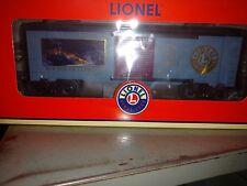 Lionel 6-29925 - 2005 Toy Fair Box car - The Polar Express  MIB