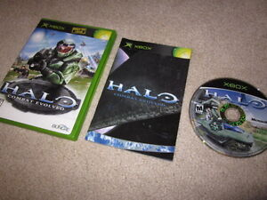 Details about Halo Combat Evolved first print/black label (Xbox/360/One/X)  1 i no sticker RARE