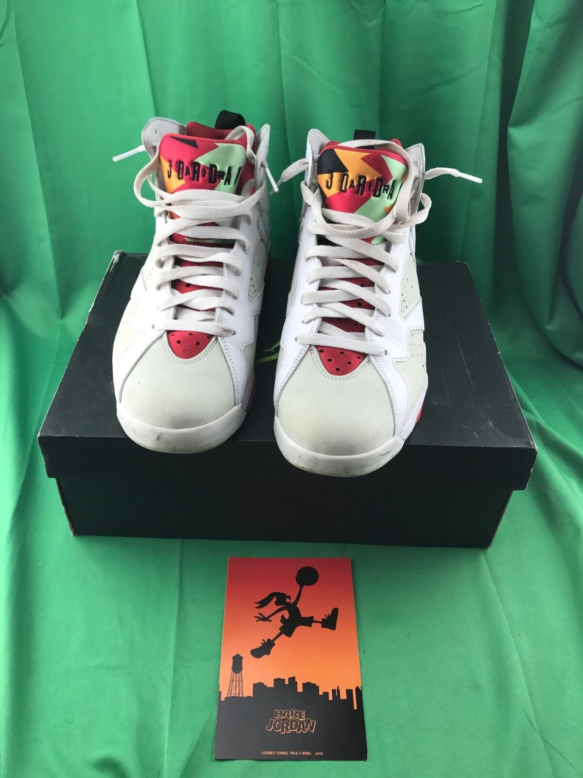 Nike Air Jordan 7 VII Retro Hare Comfortable The latest discount shoes for men and women