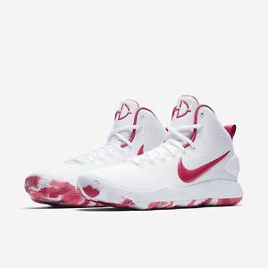 e7823ac6adc Nike Hyperdunk Think Pink Kay Yow Breast Cancer Sz 14 Basketball ...
