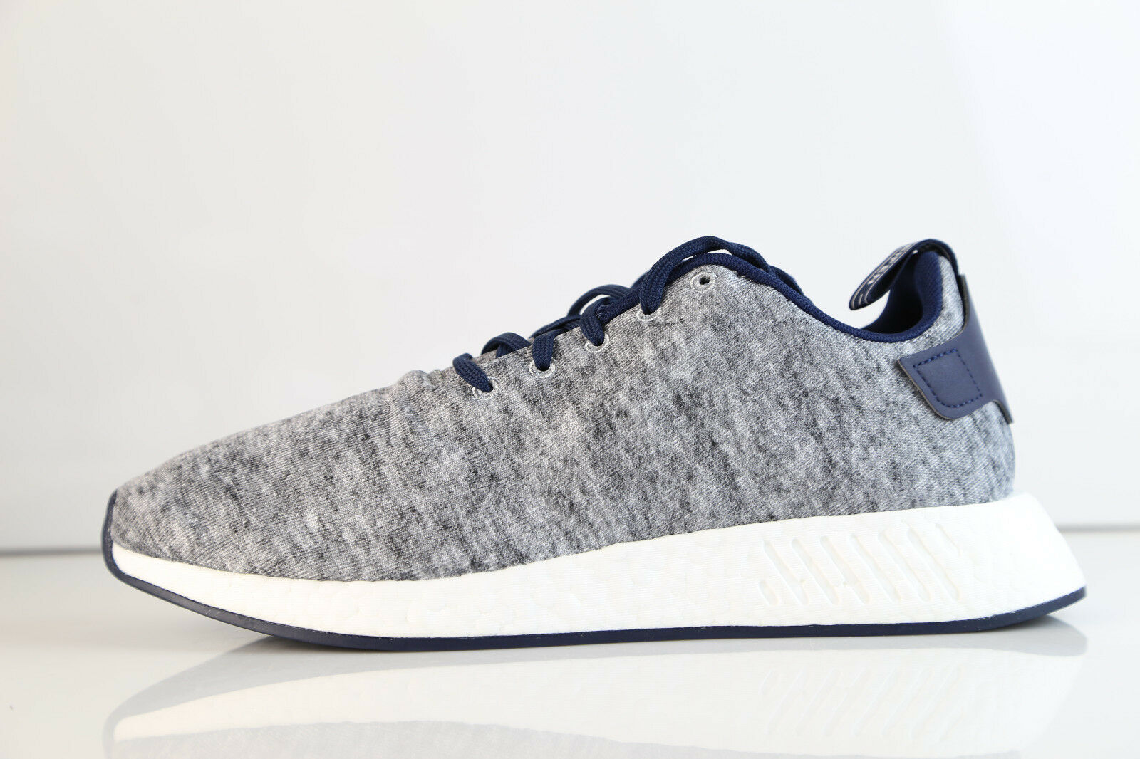 Adidas United Arrows & Sons NMD R2 PK UAS Heather Grey DA8834 8-13 boost ua 1