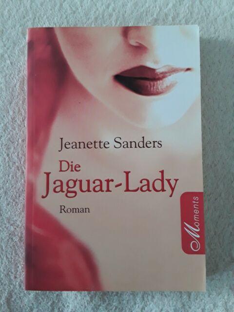 Jeanette Sanders: Die Jaguar-Lady