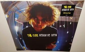 THE-CURE-ACOUSTIC-HITS-2017-REISSUE-BRAND-NEW-SEALED-VINYL-LP-PRESSING
