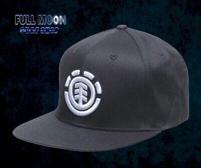 New Element Roamer Camp Millwood Mens Snapback Trucker Cap Hat