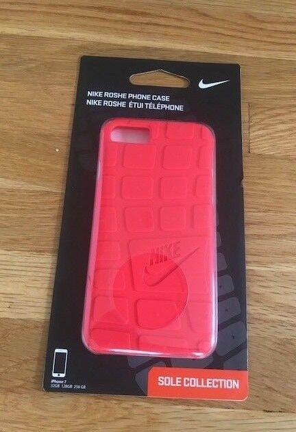 huge selection of 80831 36bad Nike Roshe iPhone 7 Phone Case - Red - Sole Collection