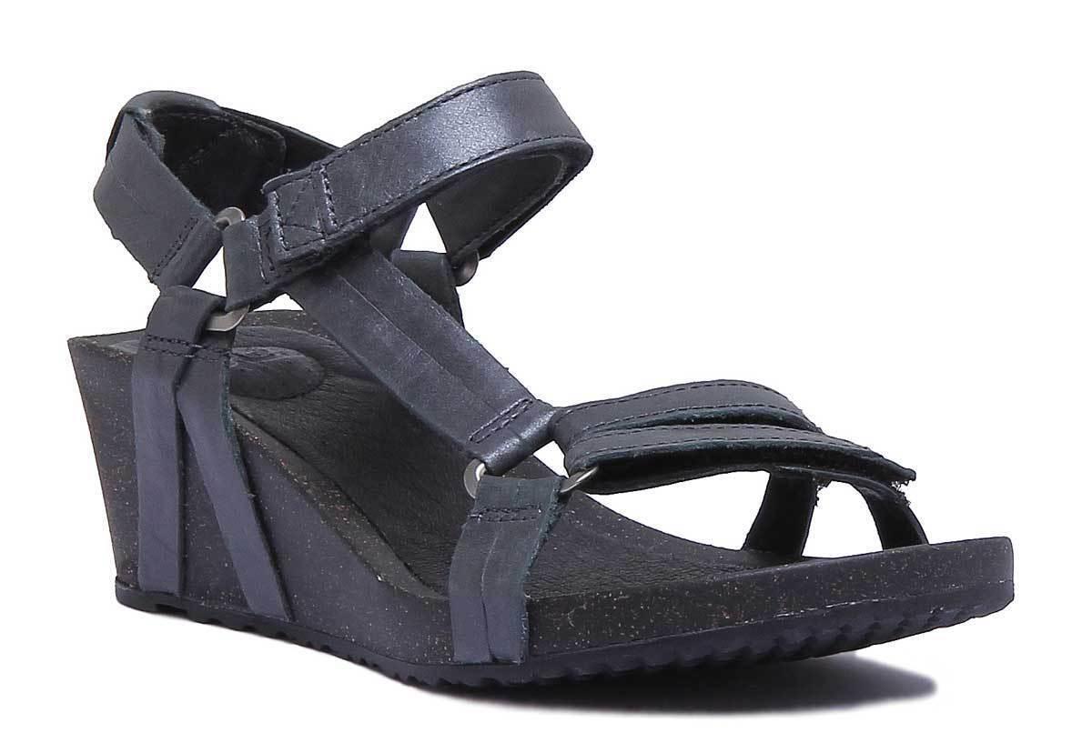Teva Ysidro Uni Wed Womens Gun Metal Sandals UK Size 3 - 8