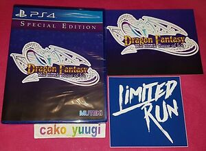 DRAGON-FANTASY-THE-BLACK-TOME-OF-ICE-SONY-PS4-VERSION-US-FLYER-LIMITED-RUN-18