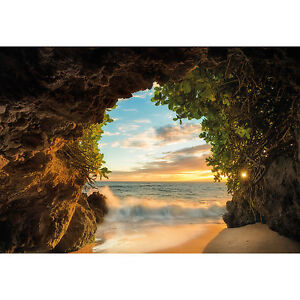 8-984-Komar-Scenics-2-ocultar-fuera-Multicolor-Komar-Mural-Papel-Pintado