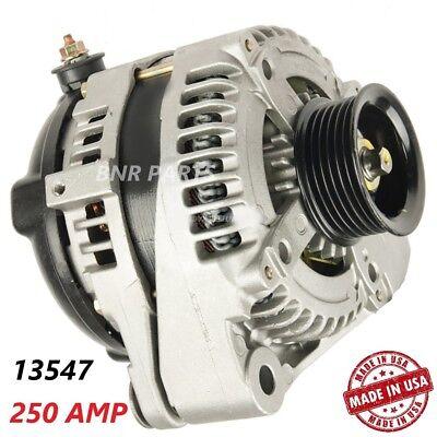200 AMP 14460 Alternator Toyota Supra 1987 1988 3.0L High Output Performance HD