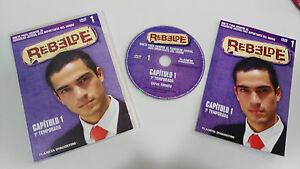 RBD-REBELDE-Temporada-1-Capitulo-1-Extras-DVD-Region-2-Espanol