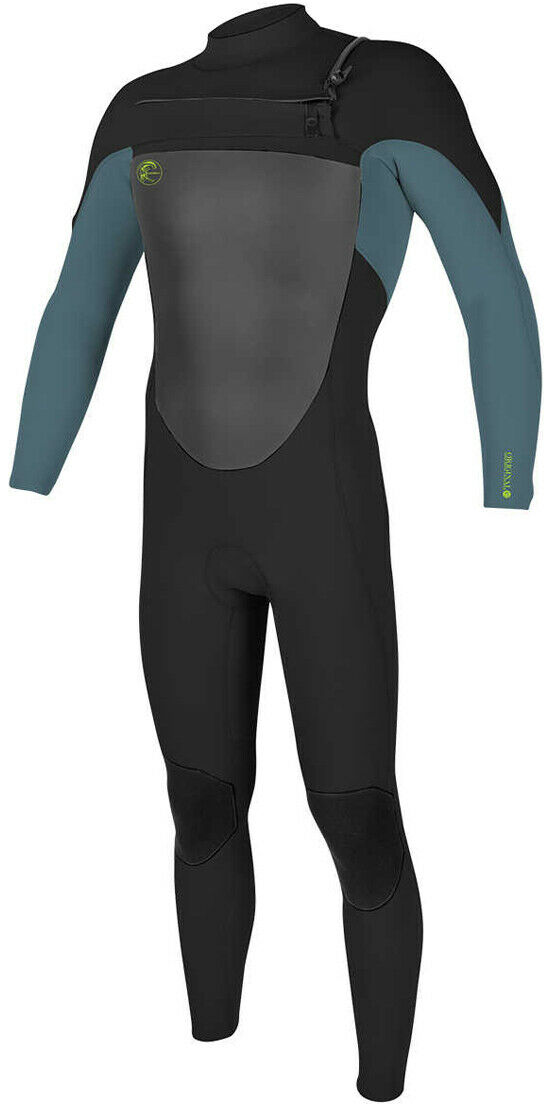 O'NEILL Youth 3 2 ORIGINAL FZ Wetsuit - Blk Dstyblue  DayGlo - Size 10 - NWT  buy discounts