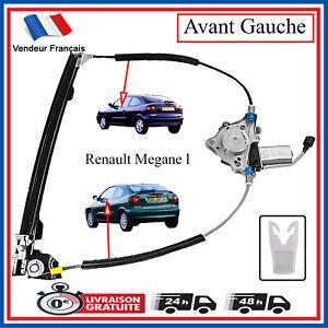 Elevalunas Eléctrico Delantero Izquierdo Renault Megane Coupé 8200038151