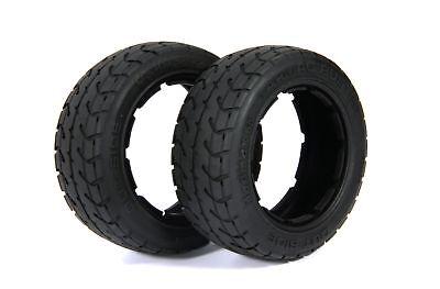 y1410//02 Reifen MadMax TARMAC BUSTER ein Paar Hinterreifen 80mm tires wheel