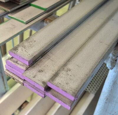 Stainless Steel Flat Bar 40mm x 5mm x 300mm Long 316 S//S Welding Car Boat Carava