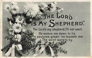 Postcard-The-Lord-is-my-Shepherd