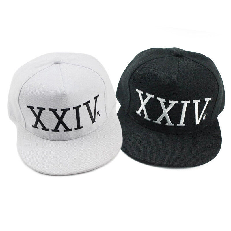 Mens Bruno Mars 24k Magic XXIV Hip-Hop Adjustable Baseball Caps Snapback Hat 89804200d8f