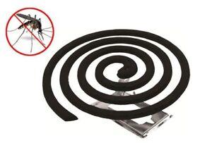 Confezione-10-Zampironi-Zanzare-Spirali-Citronella-Anti-Zanzare-Campeggio-dfh