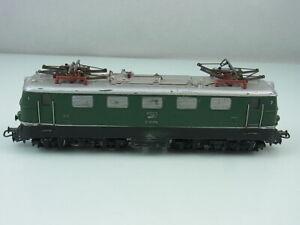 Märklin 3037 E-Lok DB E 41024 grün ohne OVP Lokomotive