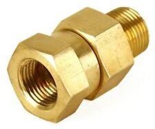 Pressure Washer 38 Brass Swivel Coupler 220124 Mtm 3000 Psi