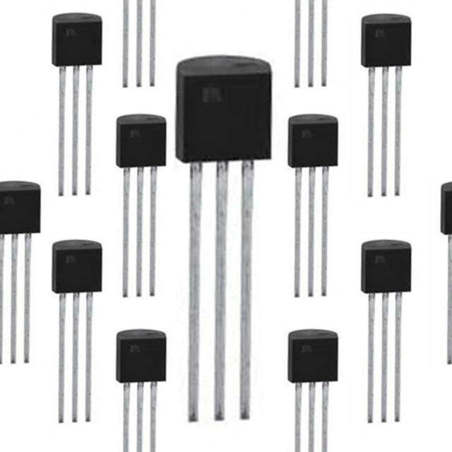 10x BC639 General Purpose NPN Amplifier Transistor