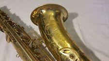 Selmer Mark VI Baritone Bari Sax 167xxx Orig Laq Fresh Pads GREAT PLAYER!