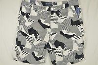 Men's American Rag Maurice Abstract Print Shorts Sz 38 $35 87-05438