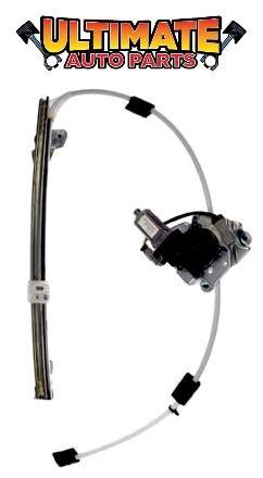 Rear Power Window Regulator Passenger RH w//Motor for 02-06 Jeep Liberty