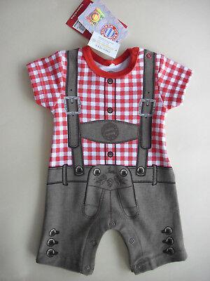 FC Bayern M/ünchen Baby Body Lederhose