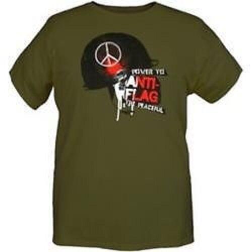 T-Shirt HELMET POWER TO **ANTI FLAG M//L//XL NEW*