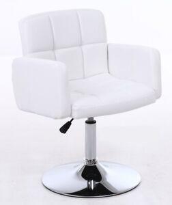 Marvelous Details About Modern White Lisbon Dressing Table Chair Vanity Stool Bedroom Makeup Soft Seat Ncnpc Chair Design For Home Ncnpcorg