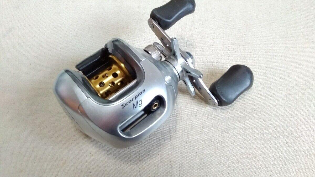 Shimano Scorpion MG 1001 04 Baitcasting Reel